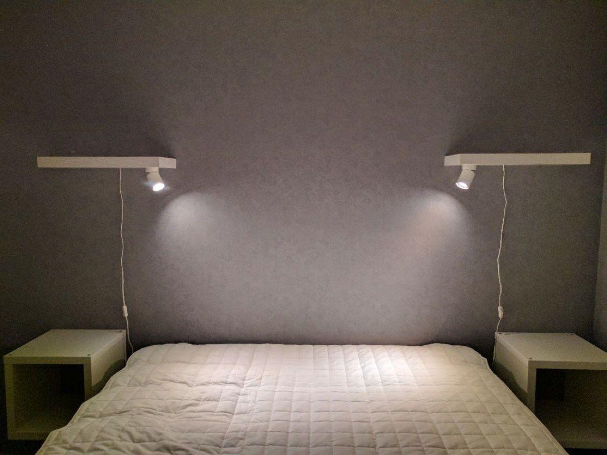Lighting Archives - IKEA Hackers  Bedside reading lamps, Bedside