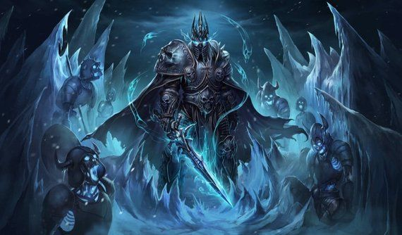 Illidan Stormrage Or Arthas Menethil The Lich King World