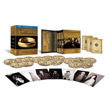 The Lord Of The Rings Trilogy Extended Edition Blu Ray Photos Lord Of The Rings Lord Fellowship Of The Ring