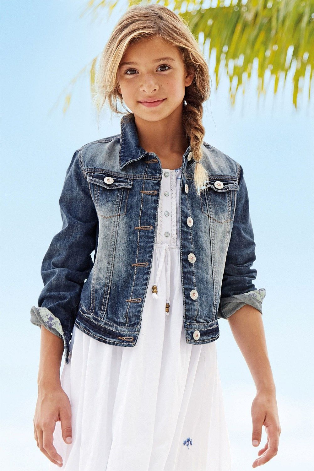 Girls Clothing Online - 3 to 16 years - Next Authentic Denim ...