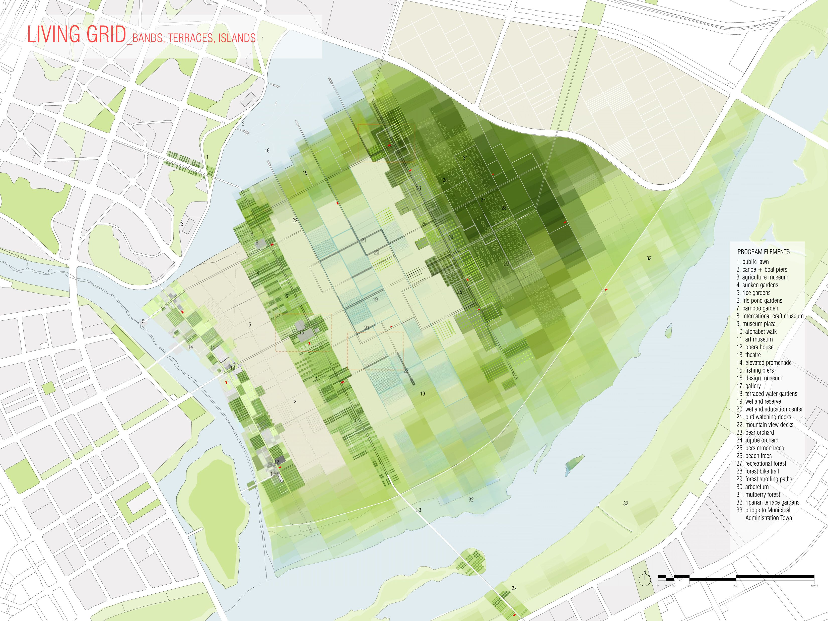 Image result for junya ishigami plans landscape for Master plan landscape architecture