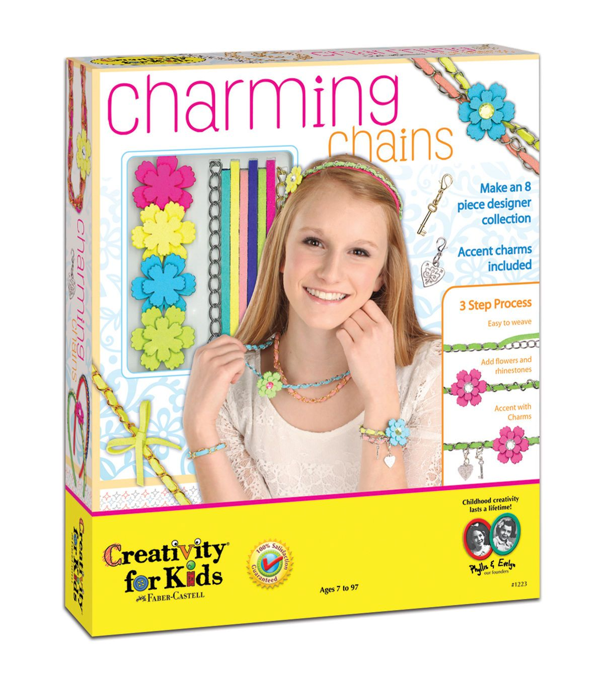 Creativity For Kids Charming Chains Accessory Kit Creative
