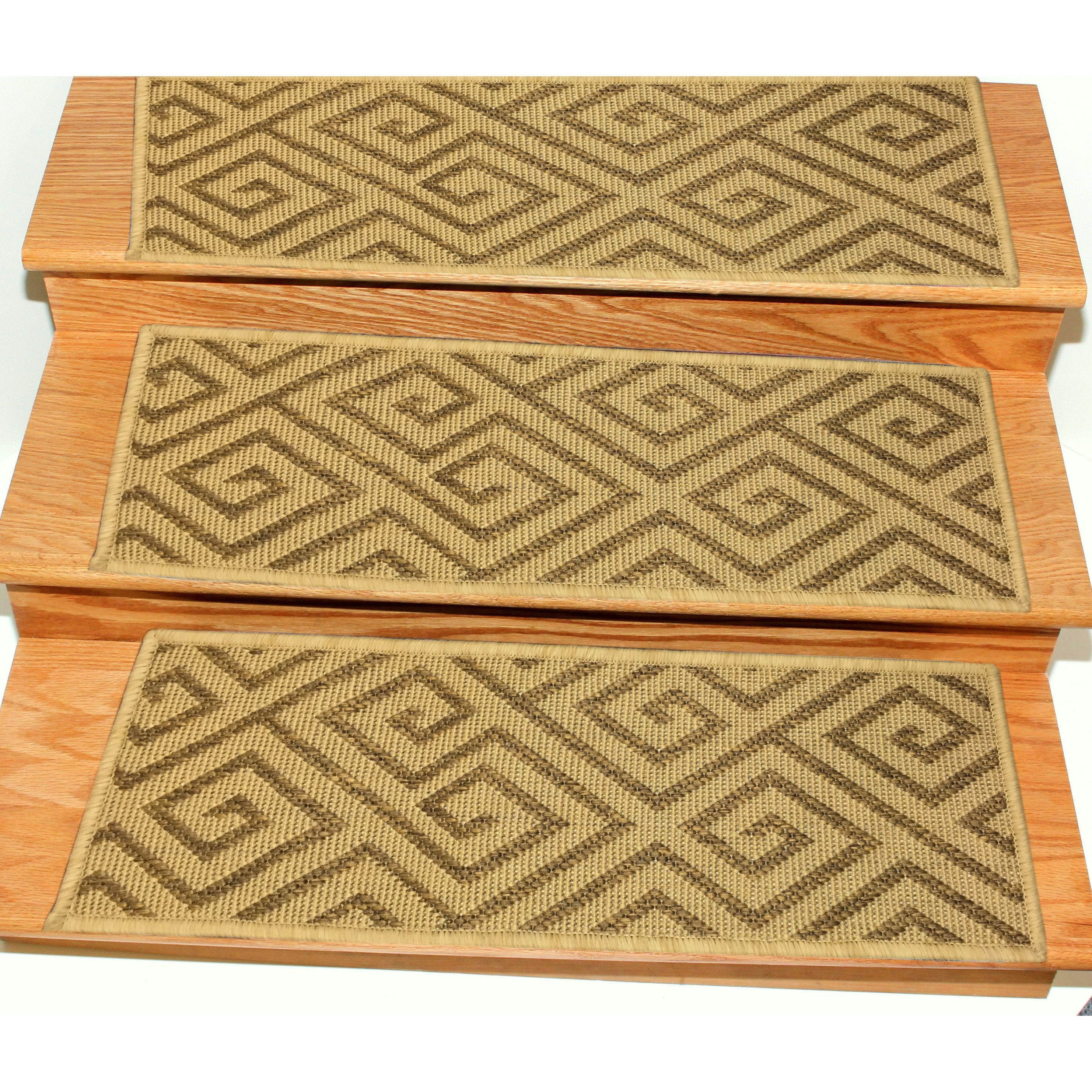 Found It At Wayfair   Jardin Jute Back Indoor And Outdoor Carpet Camel Stair  Tread