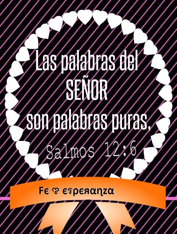 Salmos 12:6