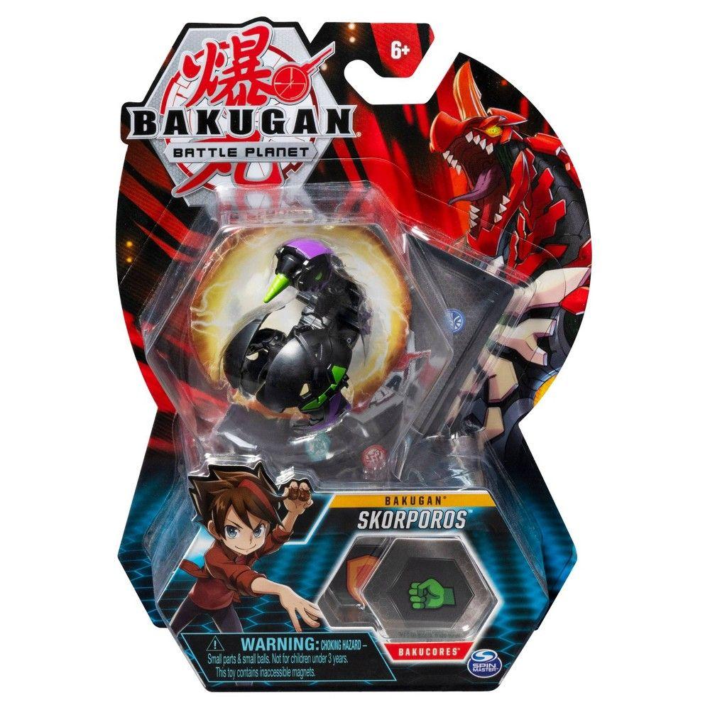 Bakugan Ultra figure Skorporos