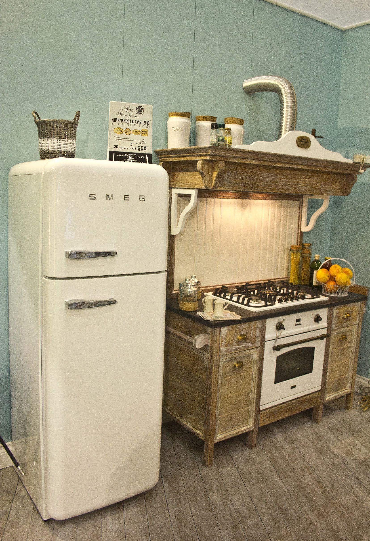 Cucina Vintage Monoblocco With Images Dum