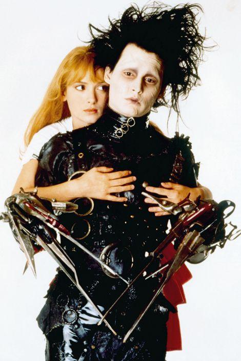 Tim Burton's Makeup Masterpieces - Troy Jensen Makeup
