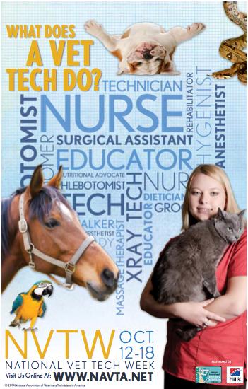 Veterinary Technician Week National Association of
