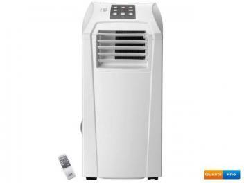 Ar Condicionado Portatil Elgin 9 000 Btus Quente Frio 45maf09000