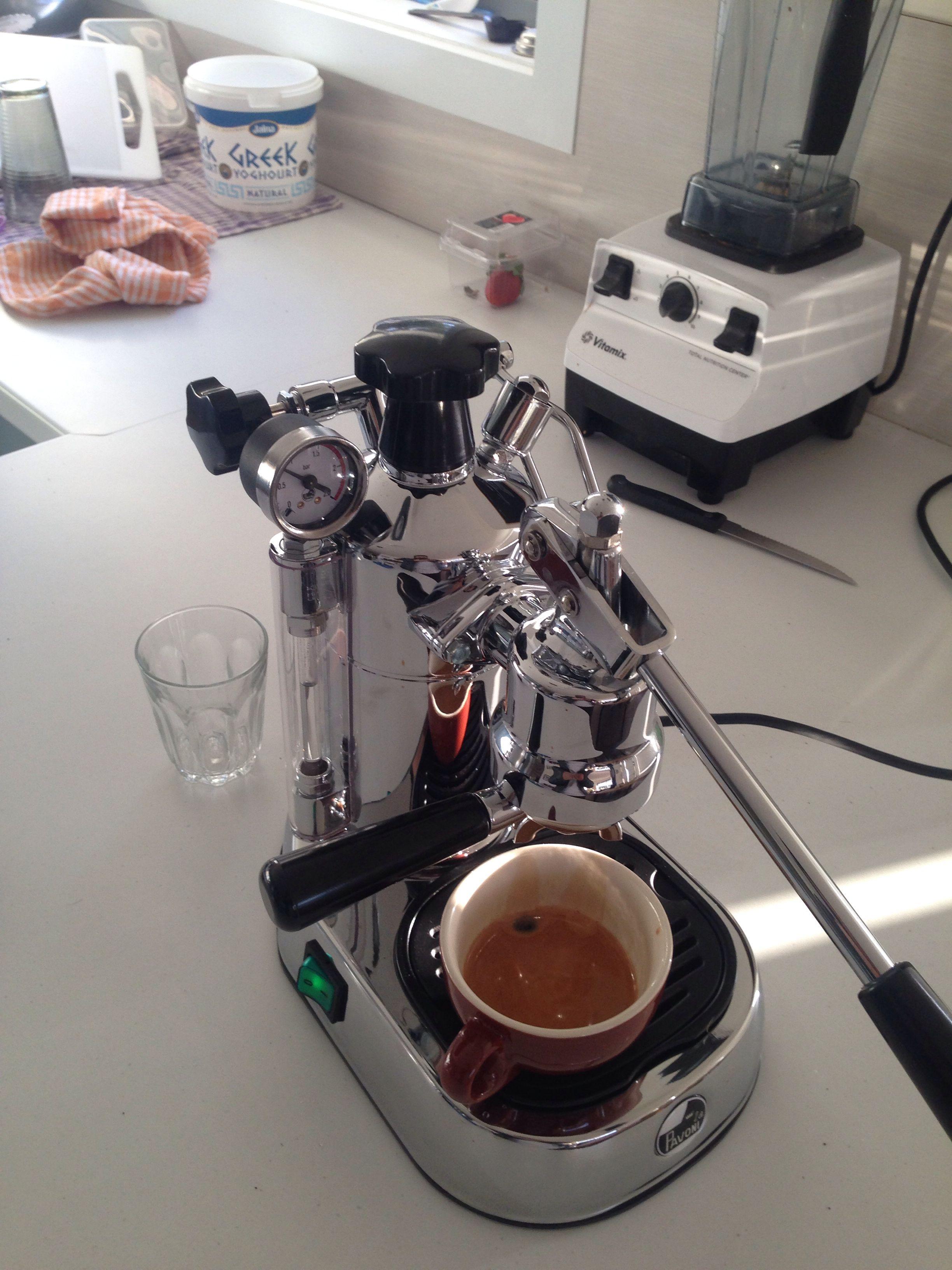 Espresso perfection