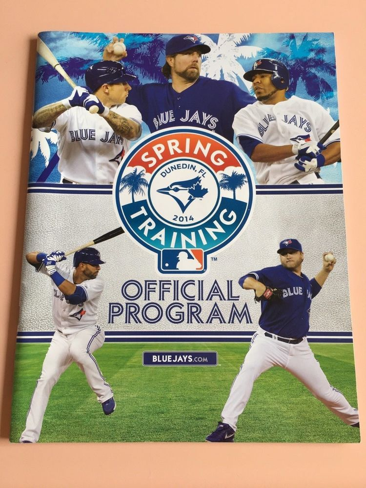 2014 Toronto Blue Jays Spring Training Dunedin, Florida