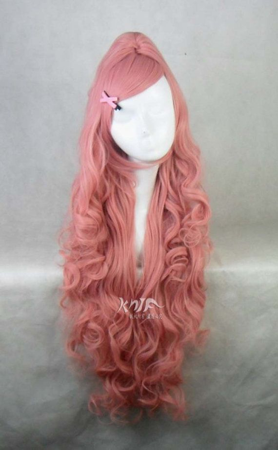 Light Pink Wig Hunger Games Costume Purchased