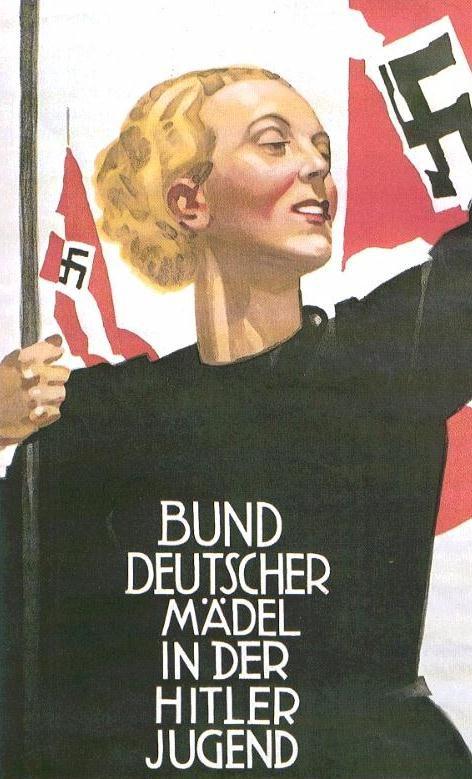 Bund der Deutsche Mädel in der Hitler Jugend