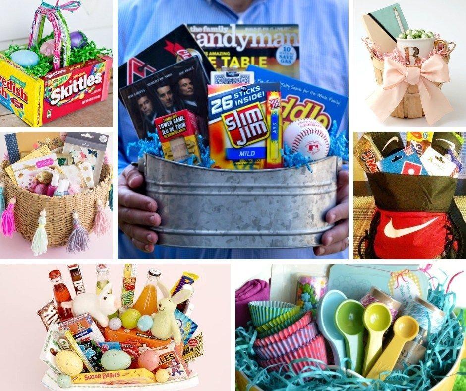 Pin On Teenager Easter Basket