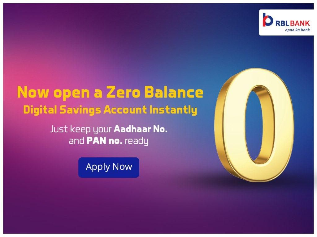 Open Abacus Digital Savings Bank Account It Just Takes A Few Minutes All You Need Is Your Aadha Savings Account Online Savings Account Online Accounting