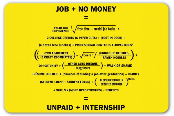 50 tips for a successful internship - This is an outstanding list of - intern job description