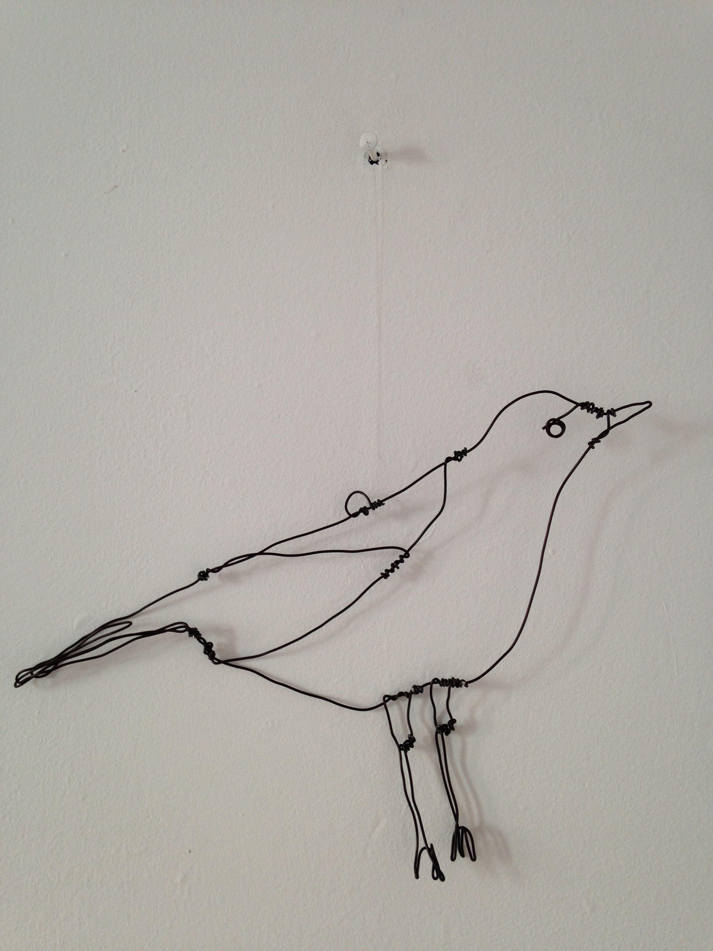 Simple Wire Art - WIRE Center •
