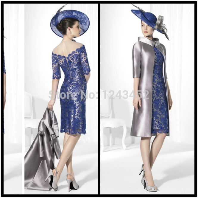 Mother Of The Groom Dresses For Winter Wedding Uniixe