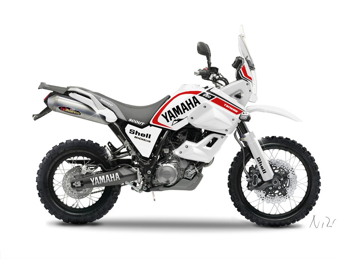 Xt 660 Z T 201 N 201 R 201 Motorbikes Pinterest Yamaha Bmw And