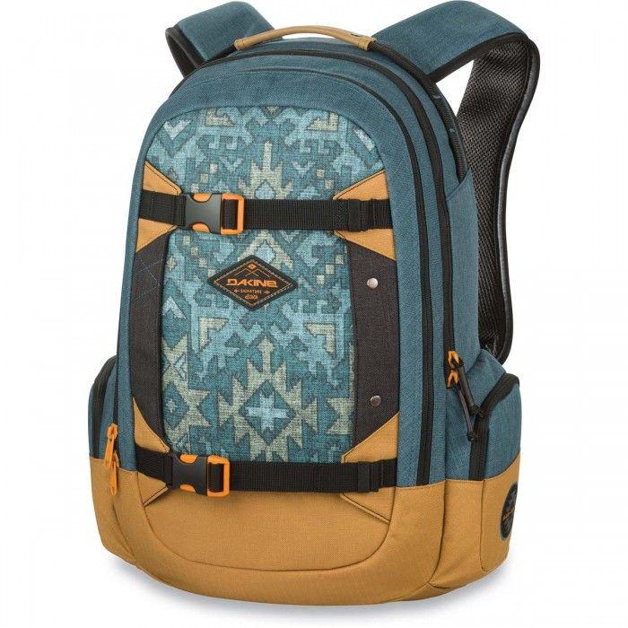 Team Mission 25l Backpack Dakine Backpacks 25l Backpack Backpacks