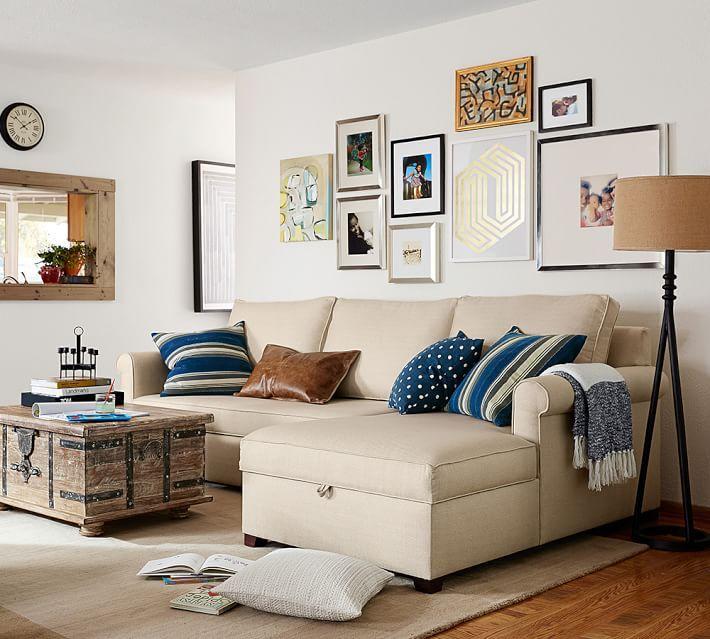 Kaplan Lift Trunk Classic Living Room