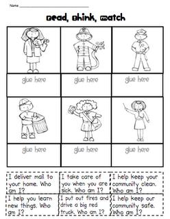 Sarah S First Grade Snippets Social Studies Pinterest