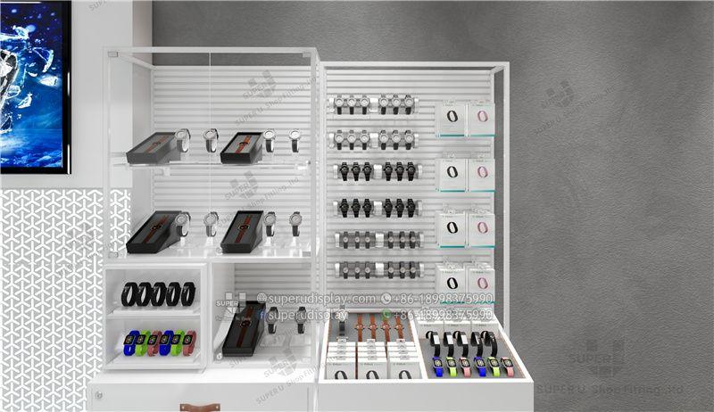Mostrador Cajero Para Tienda De Electronicos Y Telefonos Moviles