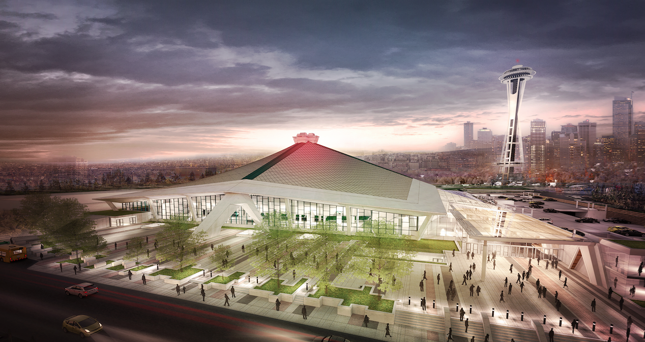 After A Committee Advanced Oak View S Proposed 660 Million Remodel Of Key Arena To The City Council Member Debora Juarez Slammed Sodo Arena As Yesterday S Ne