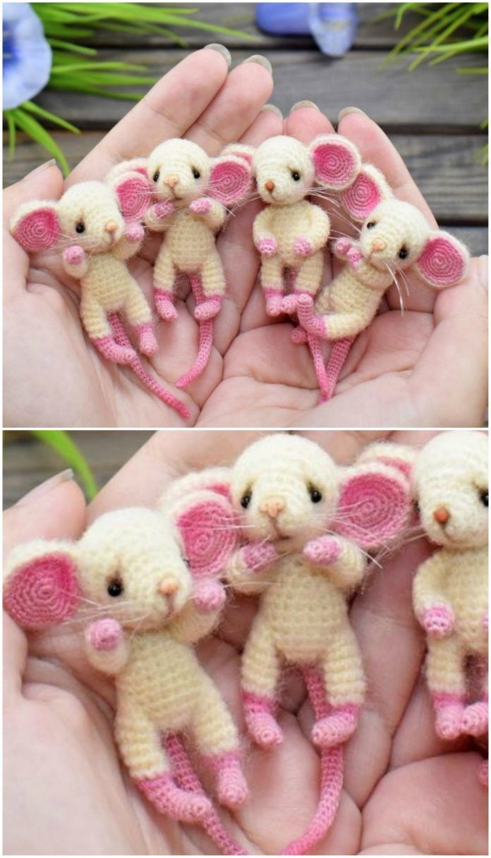 Cute Crochet Patterns Free And Pinterest Favorites #cutecrochet