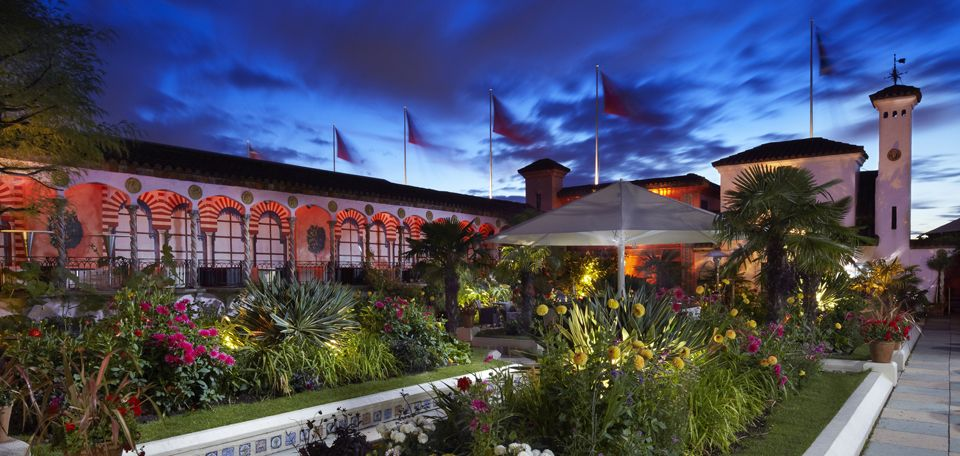 The Roof Gardens - West London