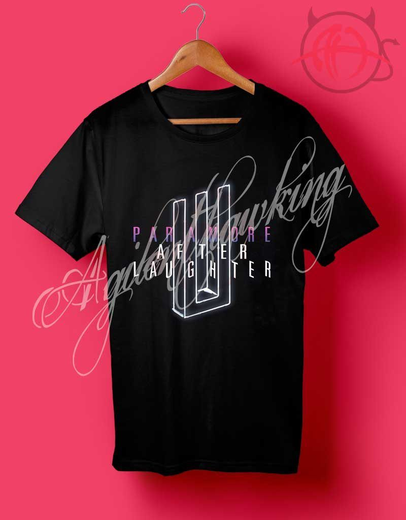 9eea8a68ec7326 Paramore After Laughter T Shirt | Stitch Fix Style Inspiration ...