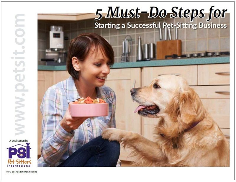 Starting a Pet Sitting Business How to Start a Pet