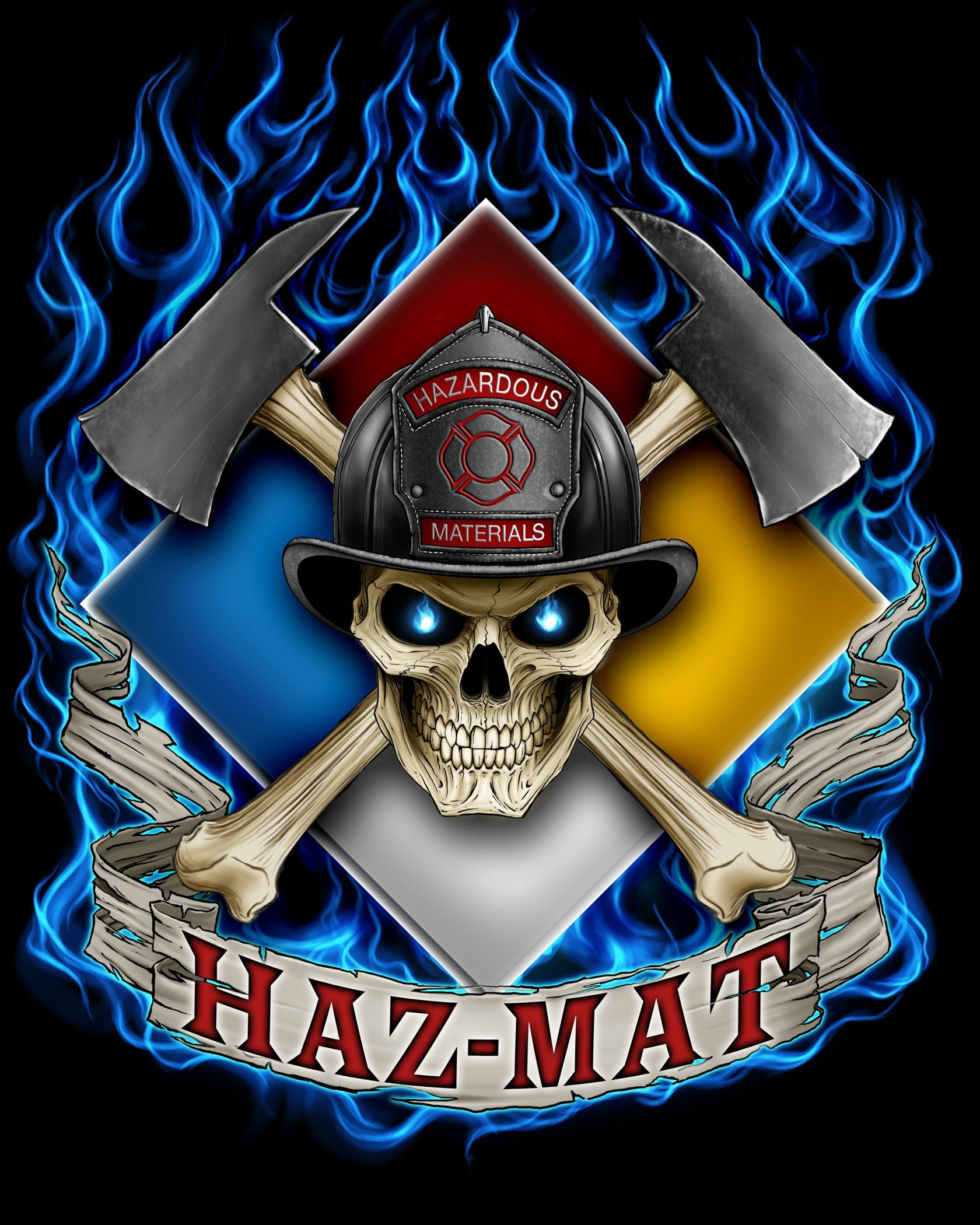 Firefighter Hazmat (With images) Firefighter