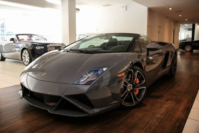 Cool Great 2013 Lamborghini Gallardo Lp560 4 Spyder 2013 Lamborghini