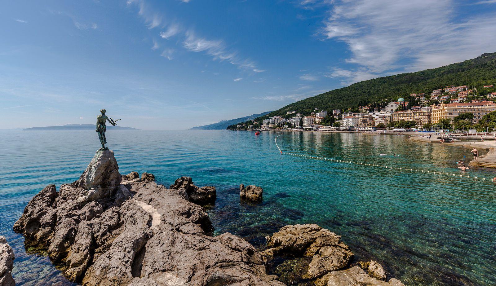 Croatia / Kroatien Opatija