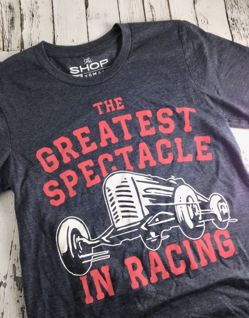 cccd332f0 The Greatest Spectacle in Racing Tee in 2019 | Indiana Love | Tees ...