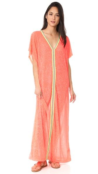 c37e8715159 Get this Pitusa s long dress now! Click for more details. Worldwide  shipping. Pitusa