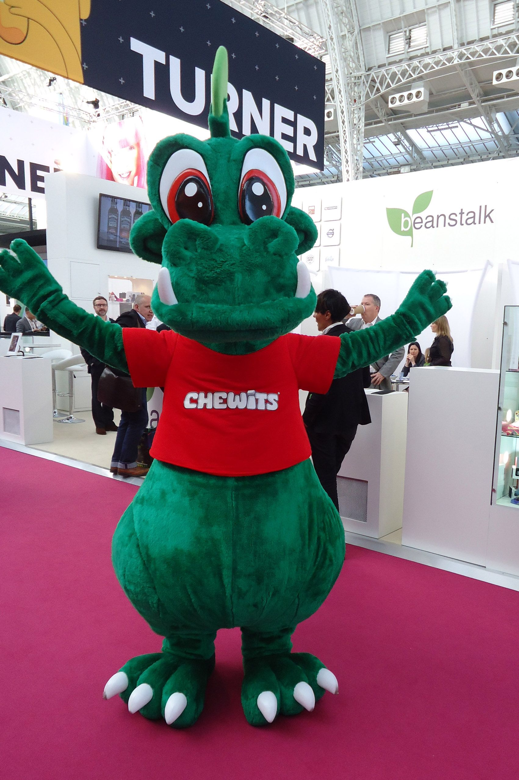 Chewitsaurus #dinosaur #mascot #costume & Chewitsaurus #dinosaur #mascot #costume   baloniki   Pinterest ...