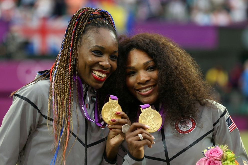 From tennis to track to bobsled, black women Olympians have been breaking records–and barriers.