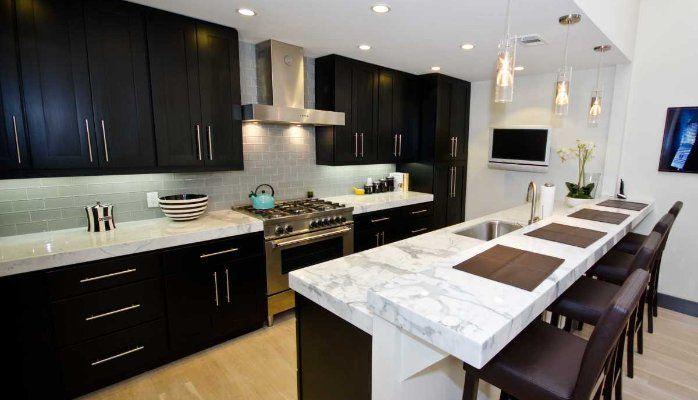 Espresso Kitchen Cabinets, Kitchen Cabinets Delray Beach Fl