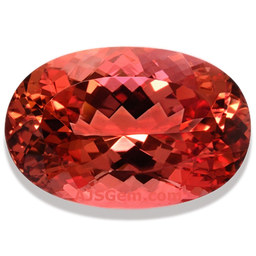 Natural Imperial Topaz From Brazil At Ajs Gems Topaz