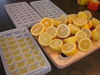 Tuesday S Tip Freeze Lemon Juice