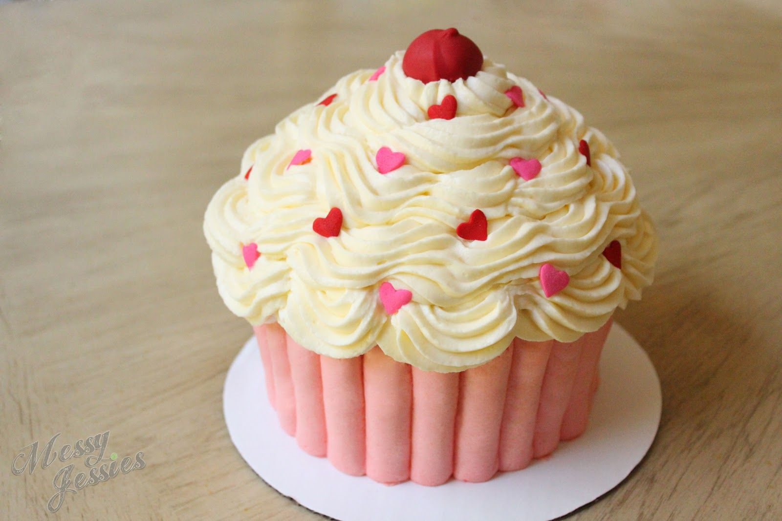 how to make cup cake in microwave