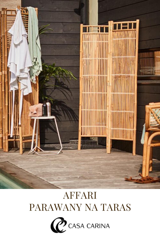 Parawany Na Taras Affari Home Decor Room Divider Decor