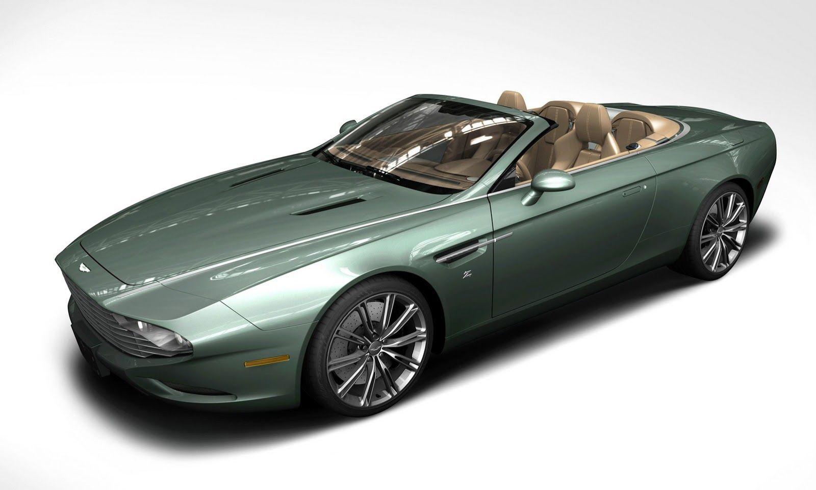 Aston+Martin+DB9+Spyder+Zagato
