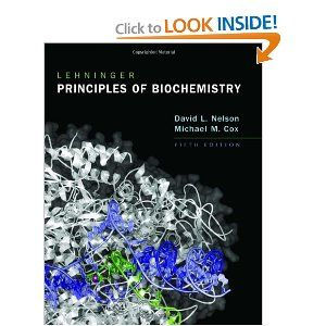 Lehninger Principles Of Biochemistry Biochemistry Science Books