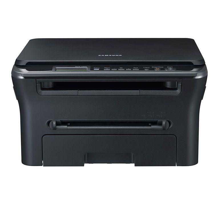 Samsung scx 4300 драйвер для принтера.