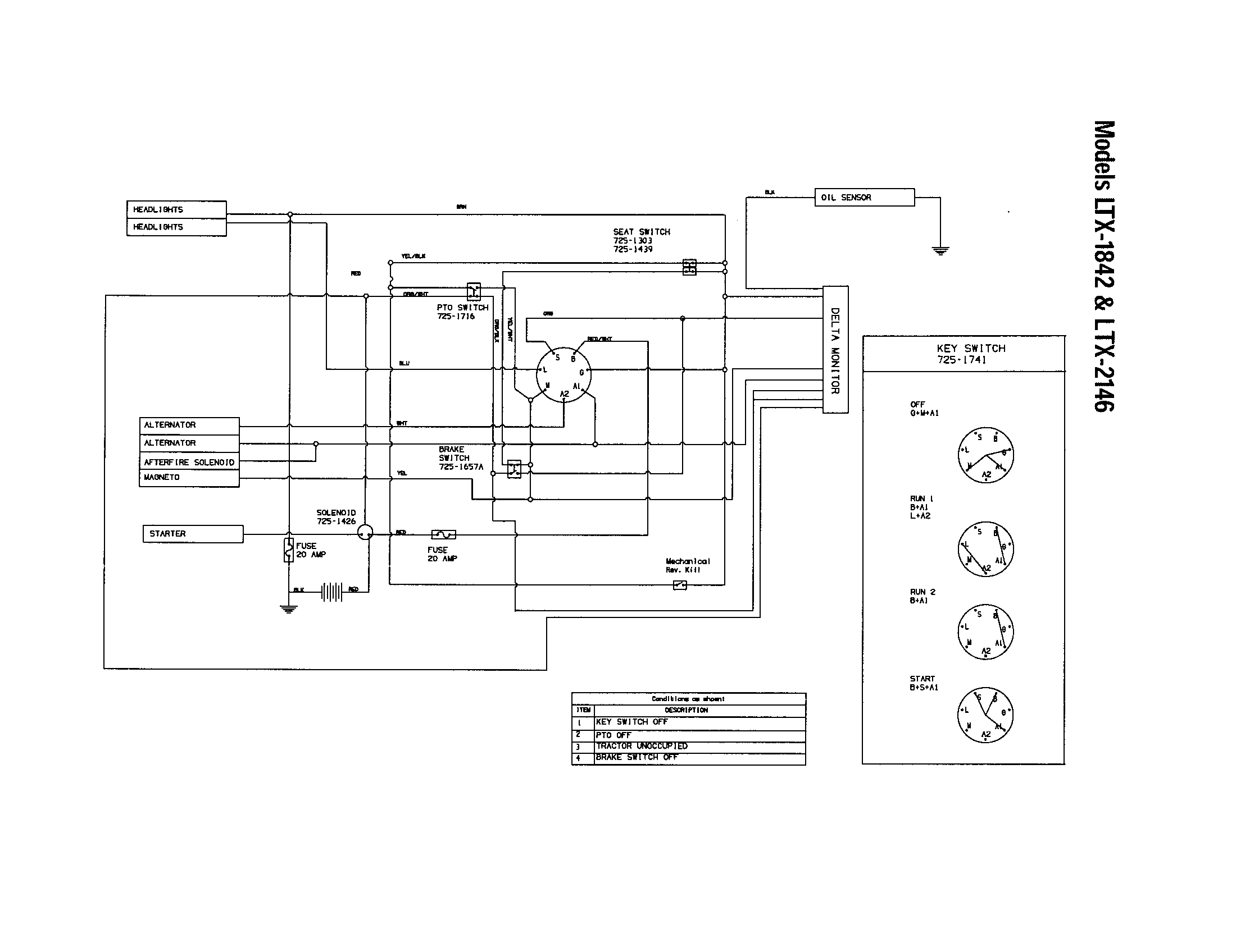 5f6fdf170ac50150de0653e8e97fb173 wiring diagram diagram & parts list for model 13ap609g063 troybilt wiring diagram for sears riding mower at suagrazia.org