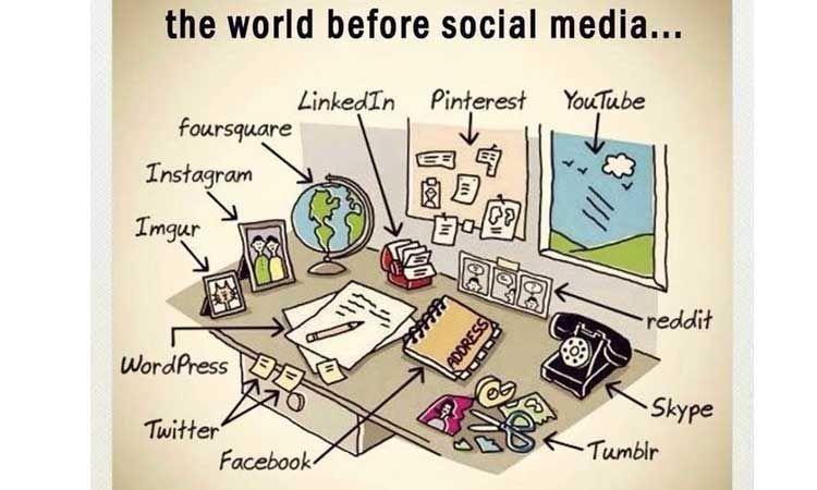 No technology thanks I'm a Neo – Luddite