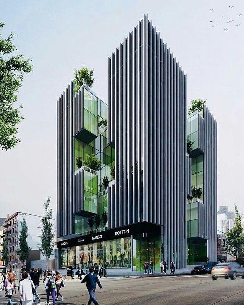 Arhitektura Sovremennayaarhitektura Futuristicheskayaarhitektura Futur Office Building Architecture Commercial Architecture Commercial And Office Architecture